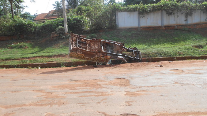 CAR's criminal soldiers 'out of control'