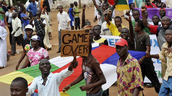 Central African Republic descends unchecked into hell