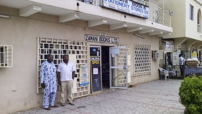 Kano is a book lover's paradise